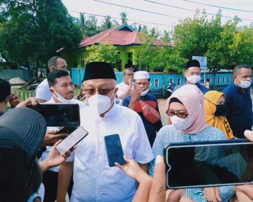 Di TPS 3 Safitri Ajak Pemilih Di Bursel Gunakan Hati Nurani